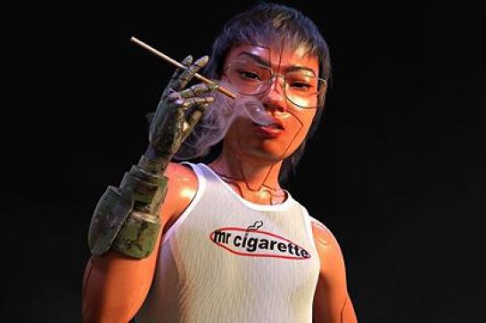 Mr Cigarette | Aaron Chen GCLF 2020