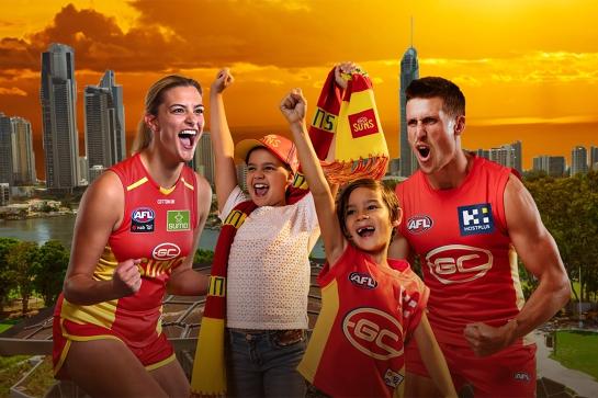 Gold Coast SUNS Season Launch