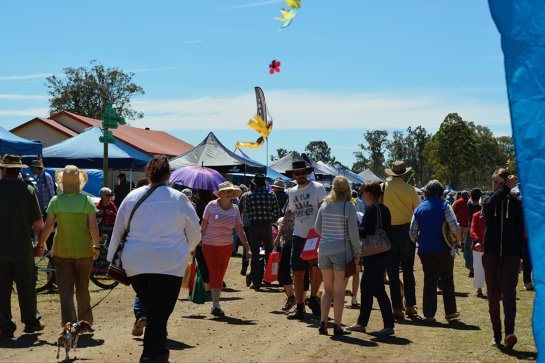 Blackbutt Avocado Festival