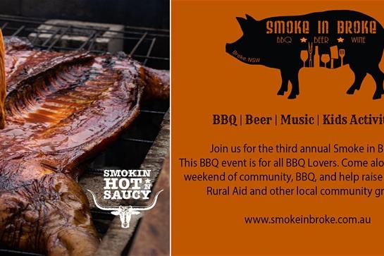 Smoke In Broke BBQ Festival