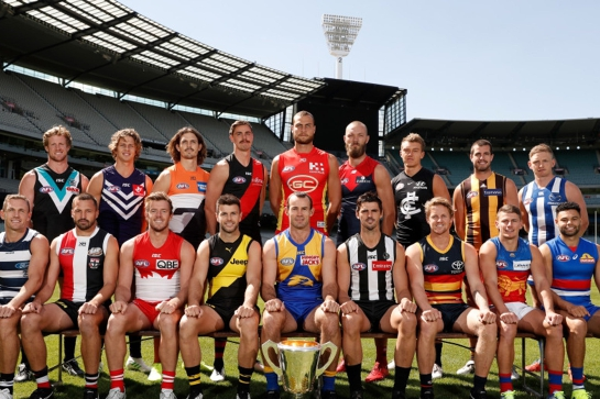 AFL Tipping Competition at The Common Man