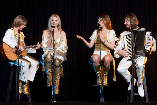 BABBA - The Ultimate ABBA Tribute - The Star, Gold Coast