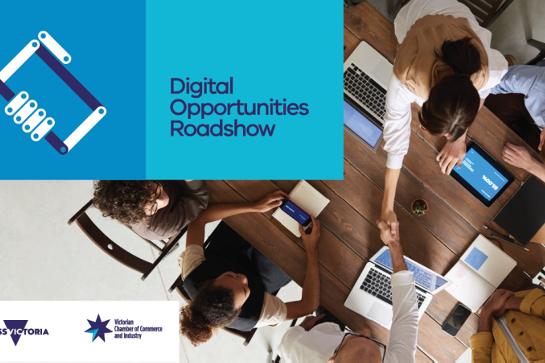 Digital Opportunities Roadshow - Nhill