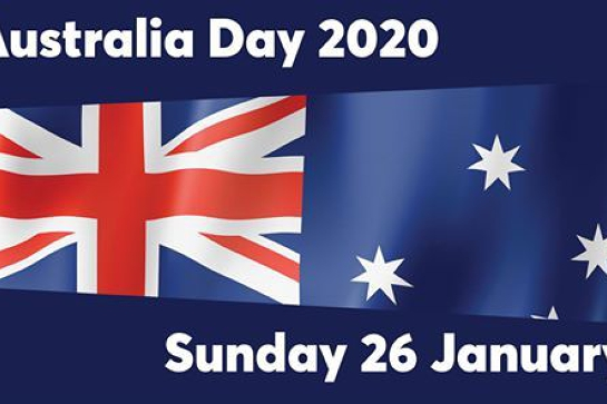 Queanbeyan - Australia Day celebrations