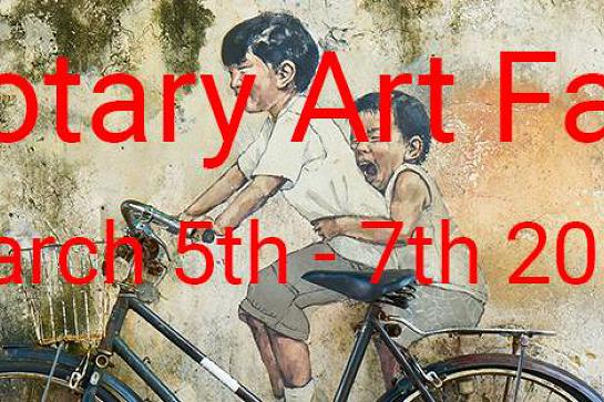 Paradise Point - Rotary Art Fair