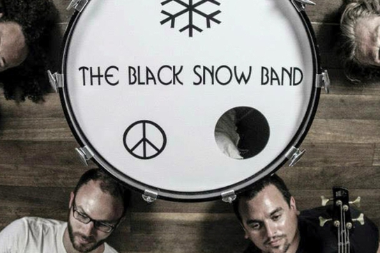 Black Snow Band Performing Live
