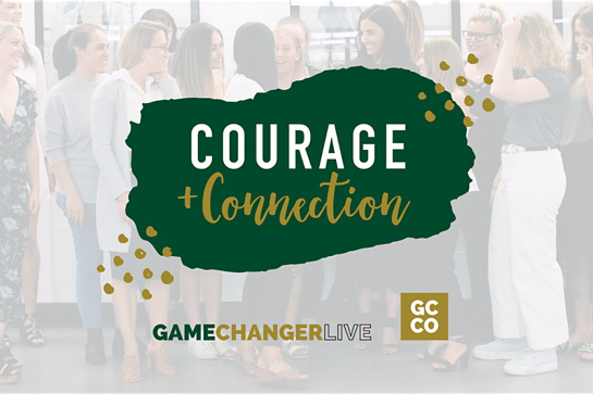 Courage & Connection - MELBOURNE