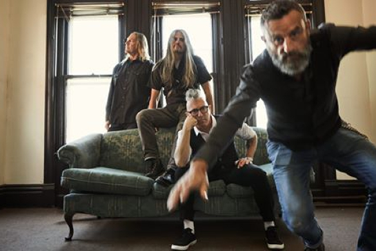 Tool Live in Sydney - Extra Date