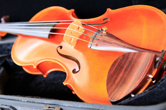 Kendall National Violin Competition Finals Weekend