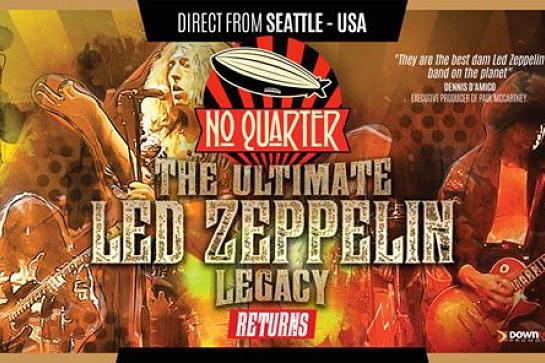 No Quarter The Ultimate Led Zeppelin Legacy