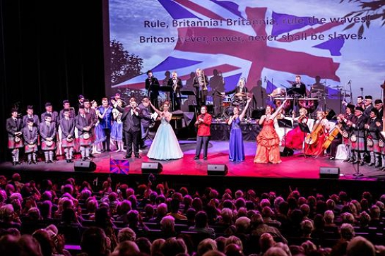 A Valentine's Night at the Proms Spectacular