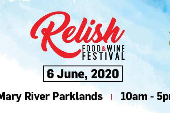 Relish Wine & Food Festival 2020