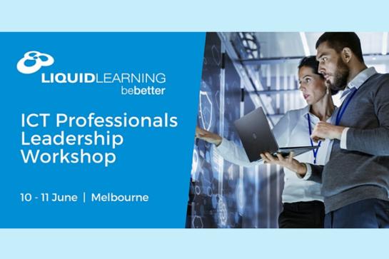 ICT Professionals Leadership Workshop Melbourne