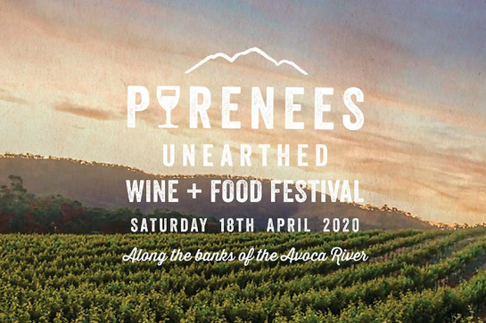 Pyrenees Unearthed Wine and Food Festival 2020