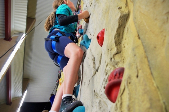 Rock Climbing on the Gold Coast