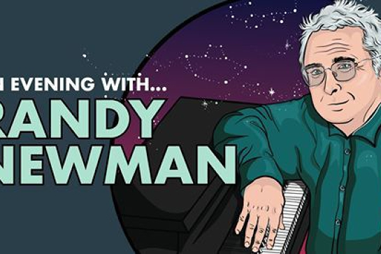 An Evening with Randy Newman at Canberra Theatre Centre