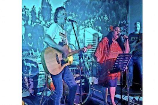 Flinders Bowls Club presents the Nola Lauch Band 24 Jan 7pm