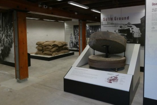Solid Ground: a History of the Birdwood Mill