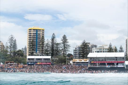 Corona Open Gold Coast