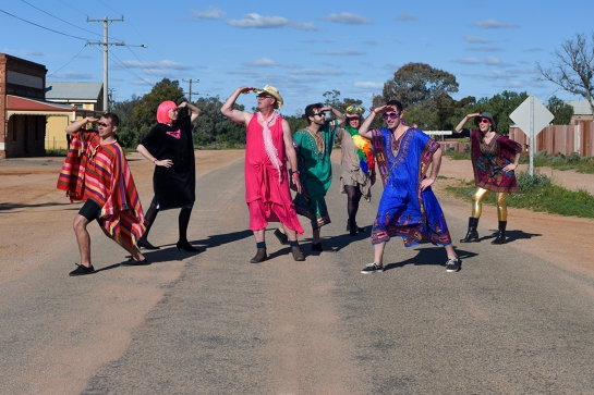 Broken Heel Festival in Broken Hill