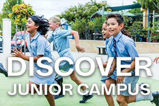 Discover Launceston Grammar - Junior Campus August 2020
