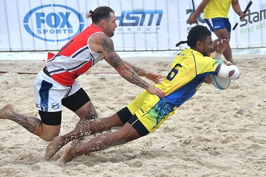 Beach Rugby Australia Festival 2020 at Kirra Beach
