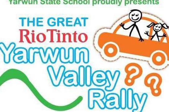 The Great 'Rio Tinto' Yarwun Valley Rally