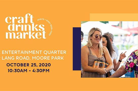 Sydney Craft Drinks Market - Spirits   Wine   Beer   Cider