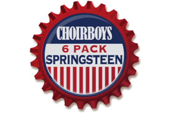 Choirboys - '6 Pack of Bruce Springsteen' Tour