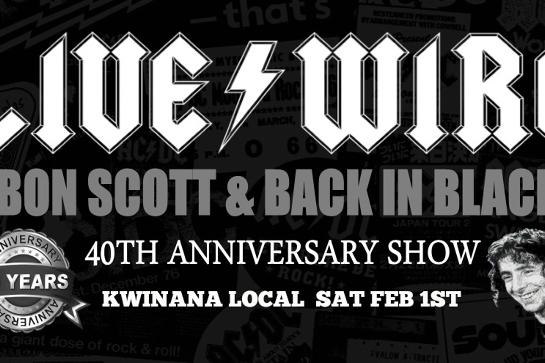 40th Anniversary Show. The Kwinana Local.
