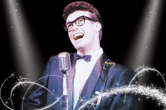 Buddy Holly In Concert - The Touring Years