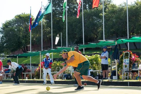 Australian Open Bowls