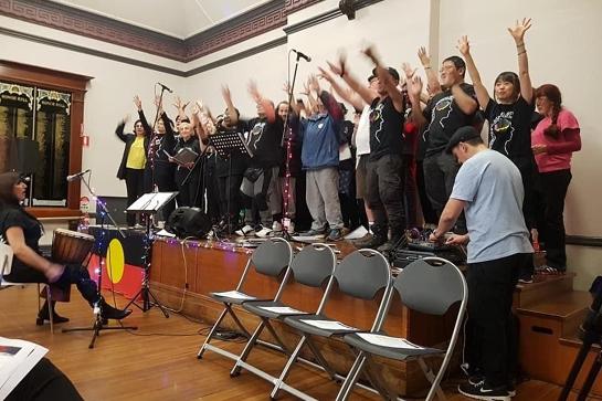 With One Voice Choir