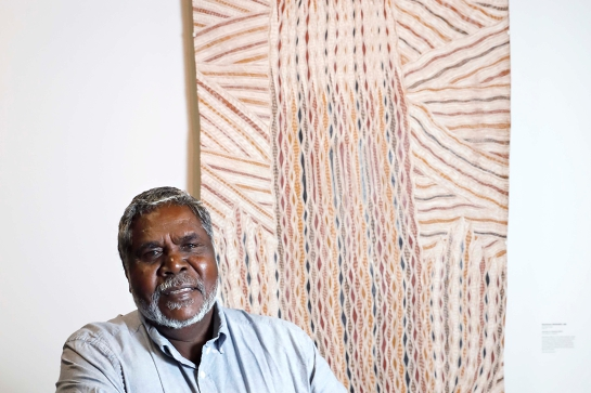 Telstra National Aboriginal and Torres Strait Islander Art Awards (NATSIAA)
