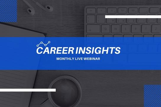 Career Insights: Monthly Digital Workshop - Canberra