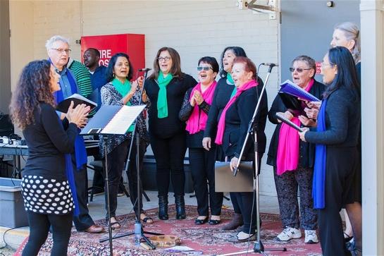 World Music Choir (2020)