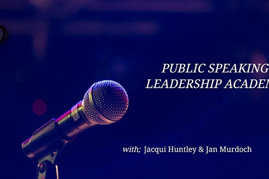 Public Speaking & Leadership Academy: Club night tickets