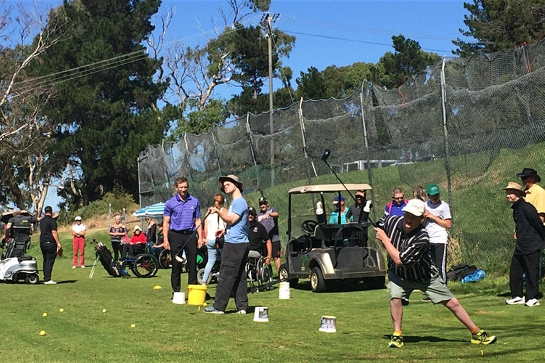 Come and Try Golf - Hobart TAS - 9 June 2020