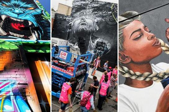 Street Art Tours for International Students