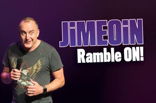 Jimeoin Ramble On