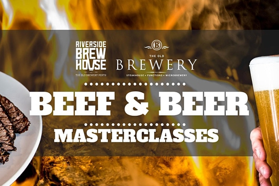 Beef and Beer Masterclass