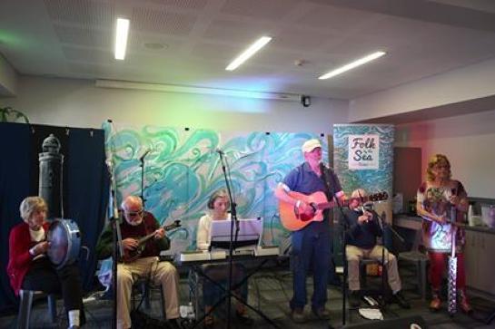 Illawarra Folk Festival - The Conservatory Venue