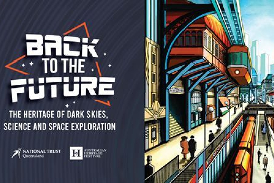 Back to the Future - 2020 Australian Heritage Festival Launch