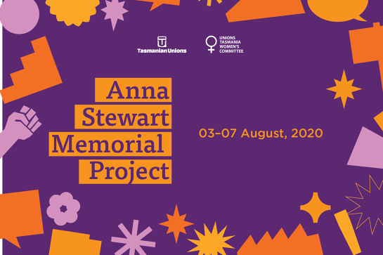 Anna Stewart Memorial Project - Apply Now