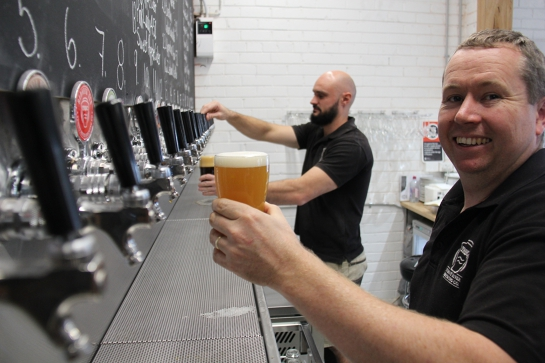 Tumut River Brewing - Brewery Tours