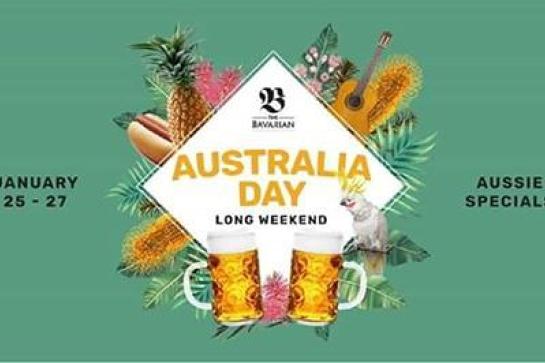 Australia Day At The Bav