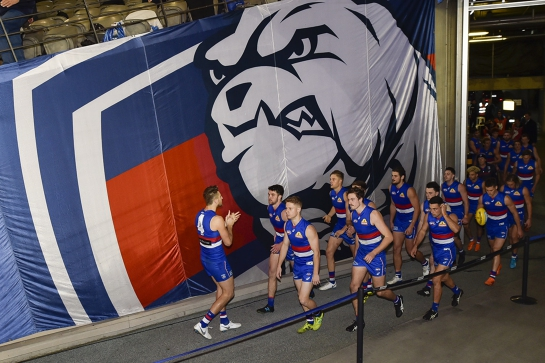 VIP Match Day Experience - Western Bulldogs v Fremantle, Round 17