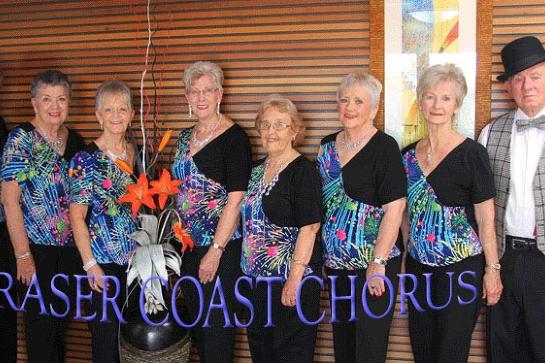 Fraser Coast Chorus - Weekly Rehearsal