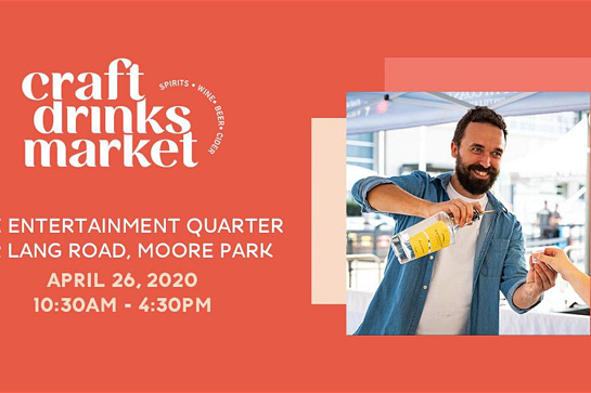 Sydney Craft Drinks Market - Spirits | Wine | Beer | Cider