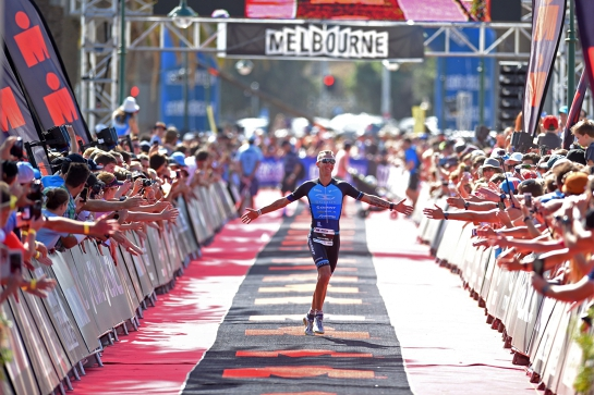 IRONMAN 70.3 Melbourne